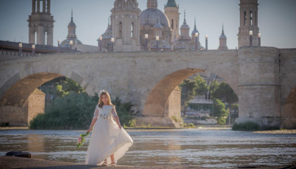Fotógrafos de Comunión en Zaragoza