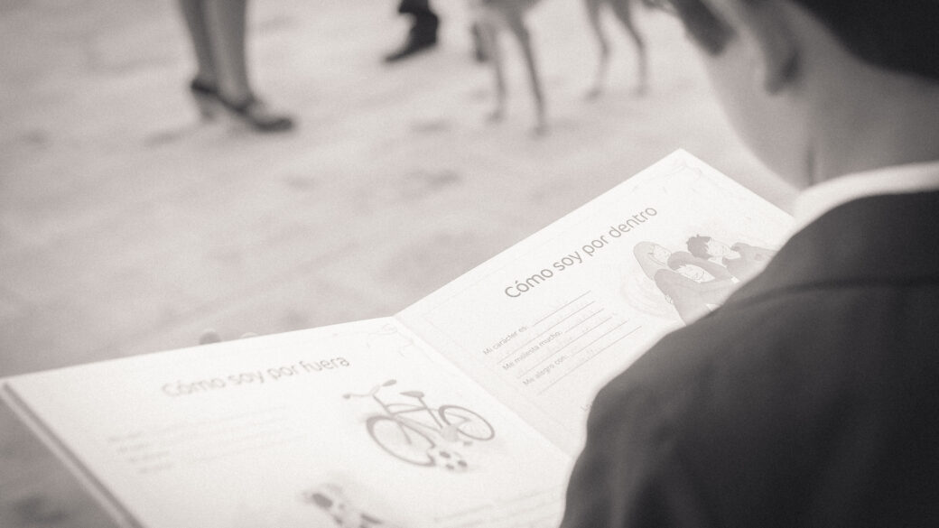 Reportaje de Comunión en Zaragoza