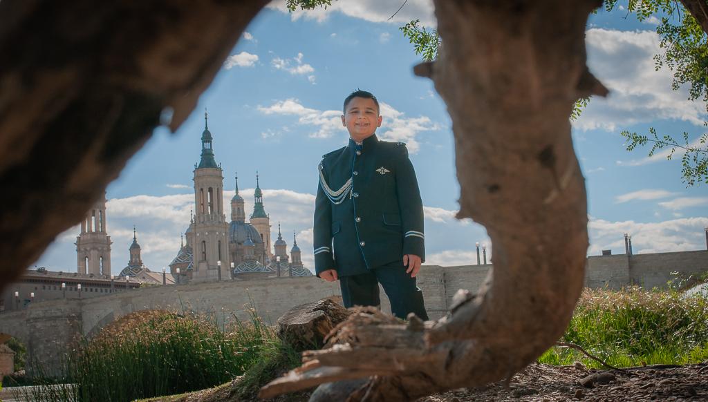 Fotografía de Primera Comunión en Zaragoza o en el lugar que más te guste