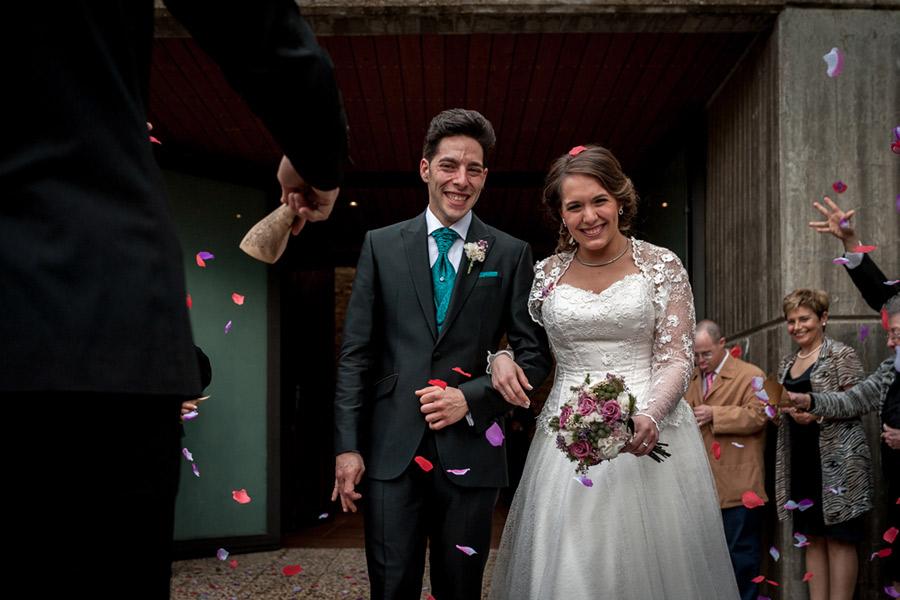 magnífica boda en zaragoza