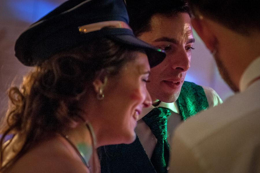 momentos de mucha diversión en una boda en zaragoza