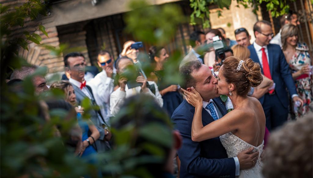 El reportaje de bodas en Zaragoza de Judit y Chisco
