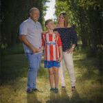Familias de Zaragoza