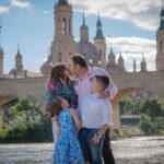 Sesiones de familia en Zaragoza